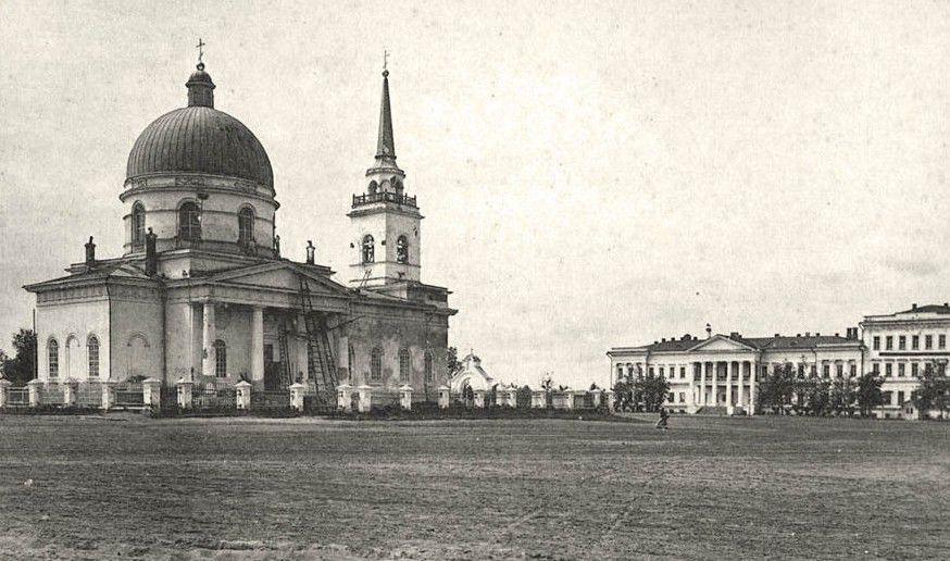 Войсковой казачий собор Николая Чудотворца