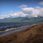 Прибой баргузинского залива