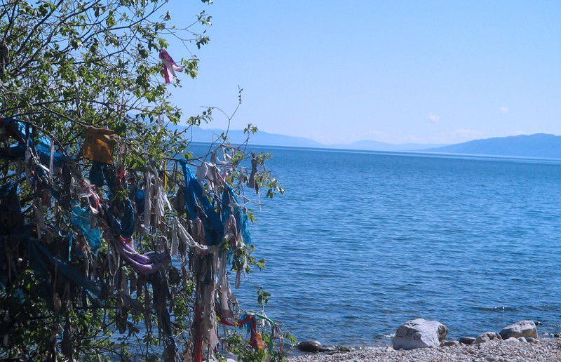 Пейзажи баргузинского залива