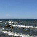 Байкал. Баргузинский залив