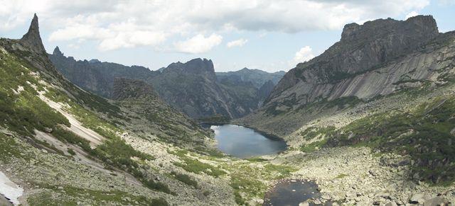 Парк Ергаки