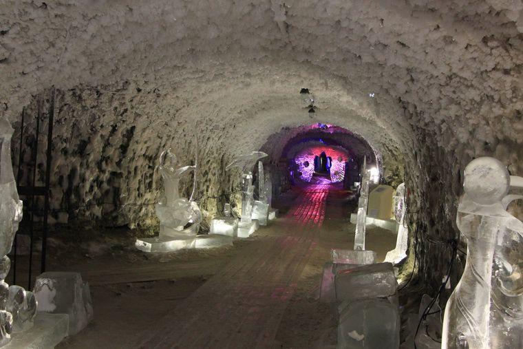 музей вечной мерзлоты - 6