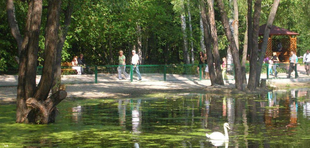 новосибирский зоопарк - 1