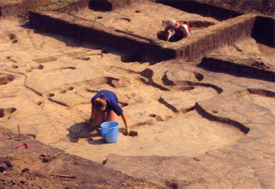 раскопки в Ингальской долине