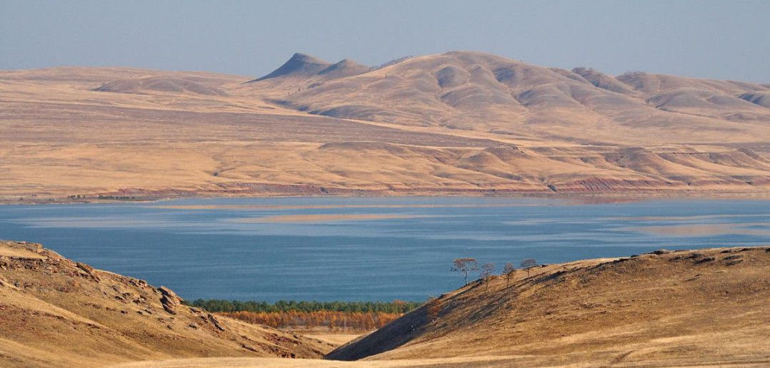 Озеро Шира. Хакасия