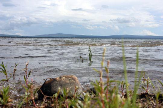 озеро Арахлей. Забайкалье