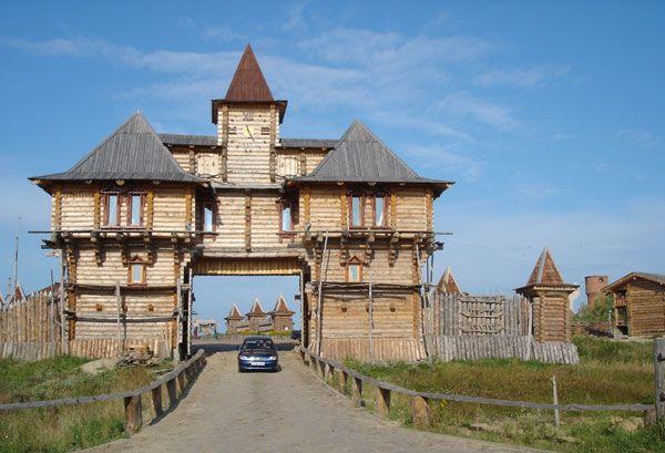село Абалак