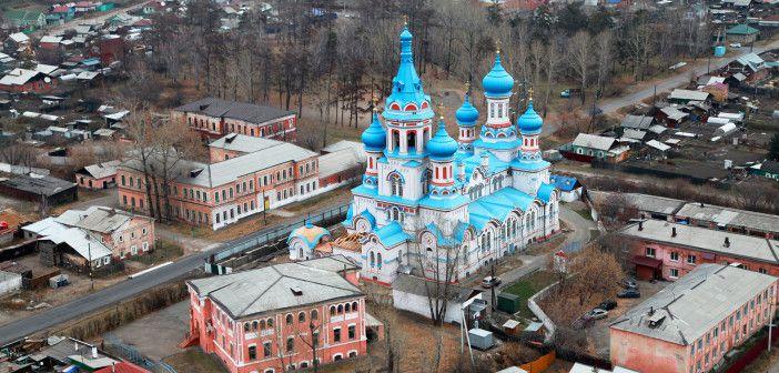 Князе-Владимирский монастырь