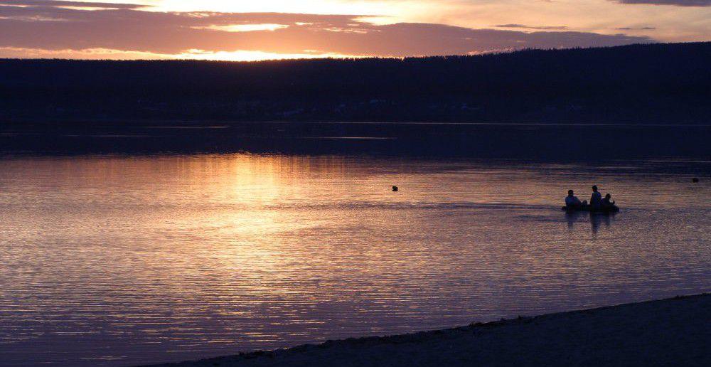 озеро Арахлей, Чита