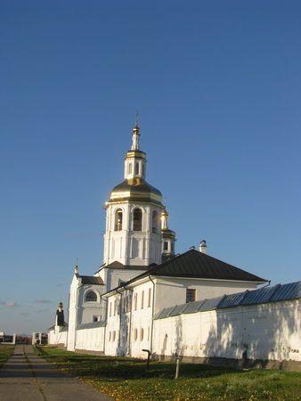 церковь Николая Чудотворца в селе Абалак