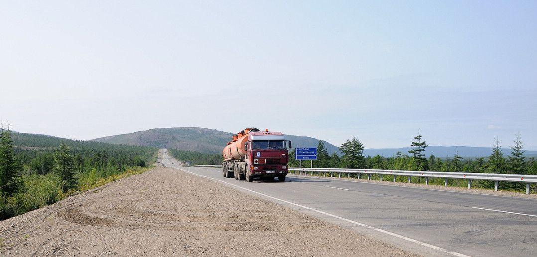 Колымская трасса