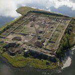 Крепость Пор-Бажын (с тув.«глиняный дом»)