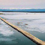 мост на остров Пор-Бажын