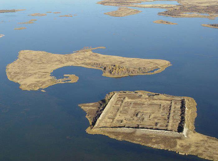 озеро Тере-Холь