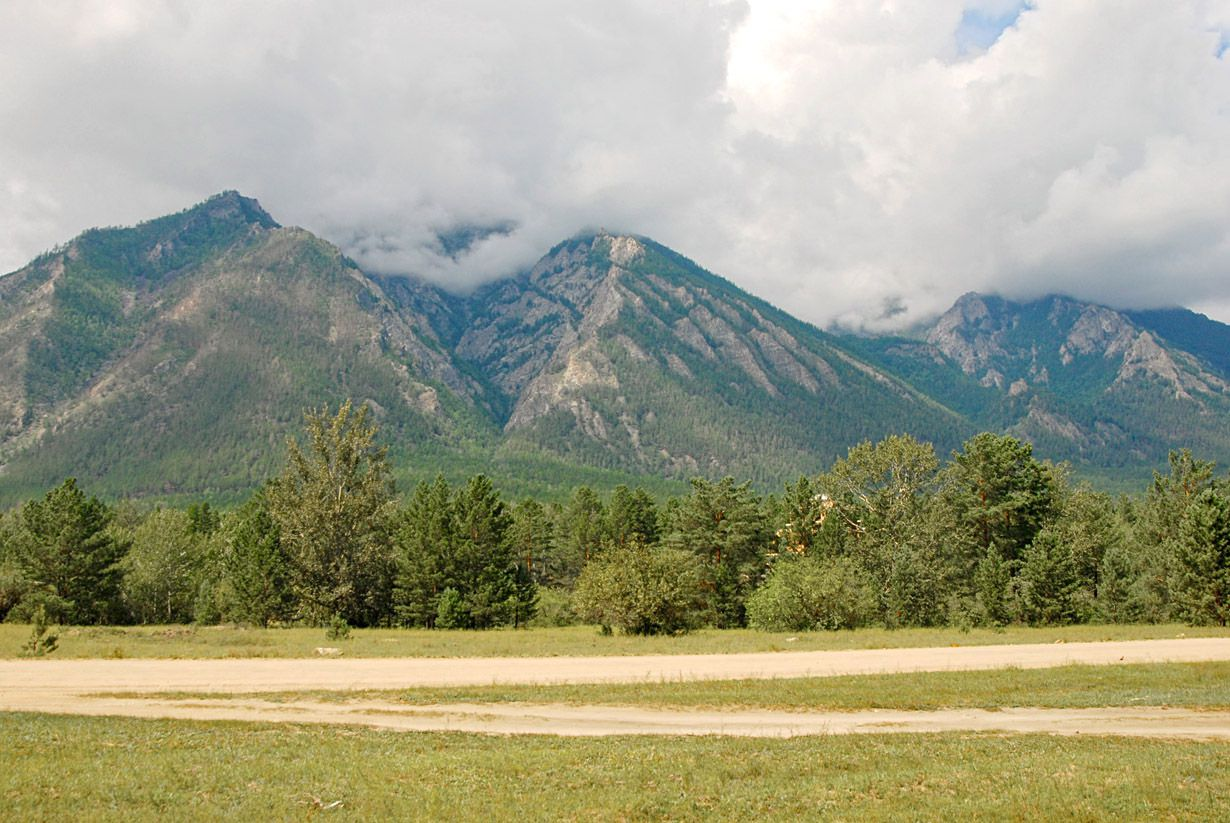 Баргузинский хребет