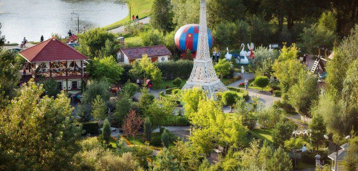 Парк топиарного искусства «Сады мечты»