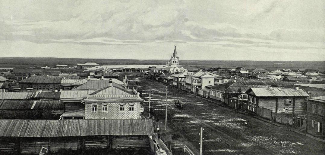 Мариинск, 1899 год