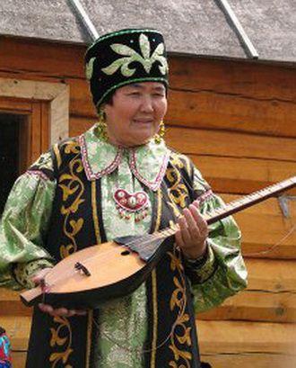 музыкальный хакасский инструмент