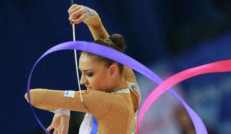 Олимпийская чемпионка Евгения Канаева