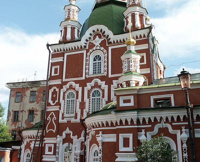 Покровская церковь (Красноярск)
