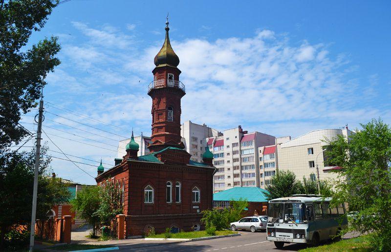 Читинская Соборная Мечеть