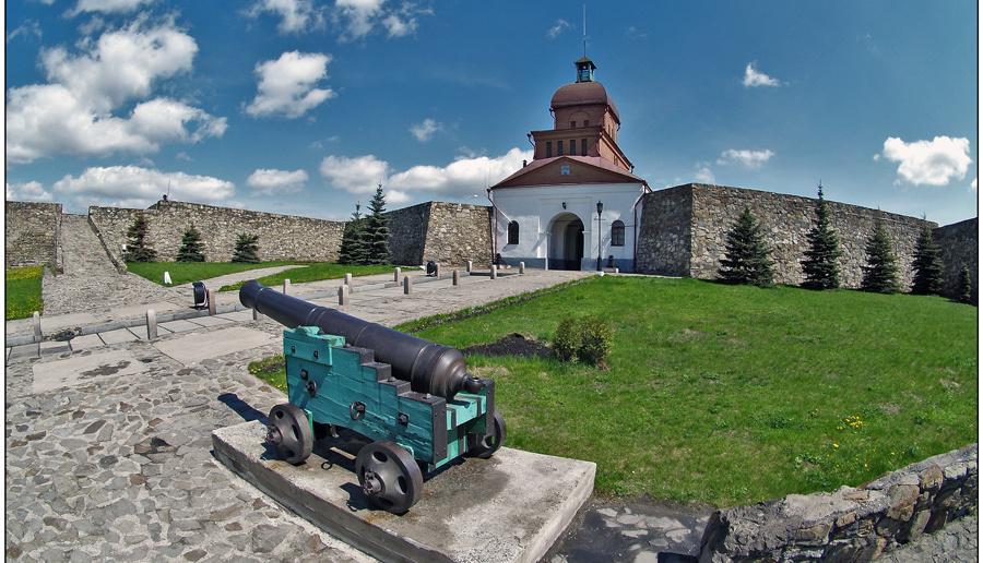 """Музей-заповедник """"Кузнецкая крепость"""""""
