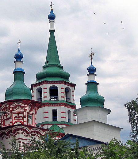 Сибирское барокко