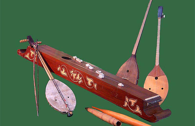 Хакасские музыкальные инструменты