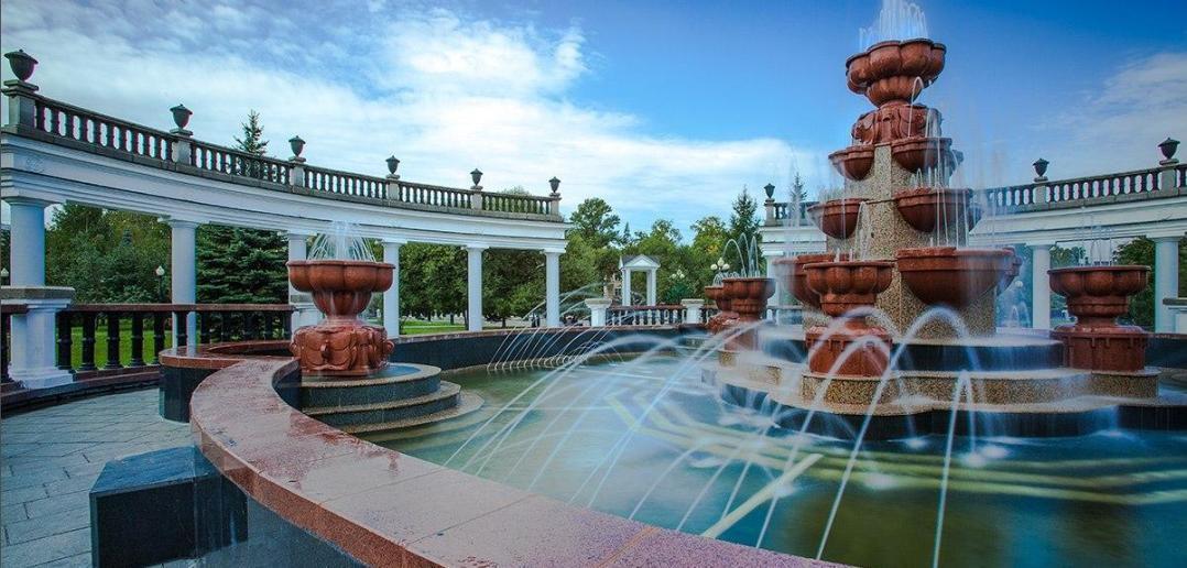 Сад металлургов фото: Андрей Доронченко
