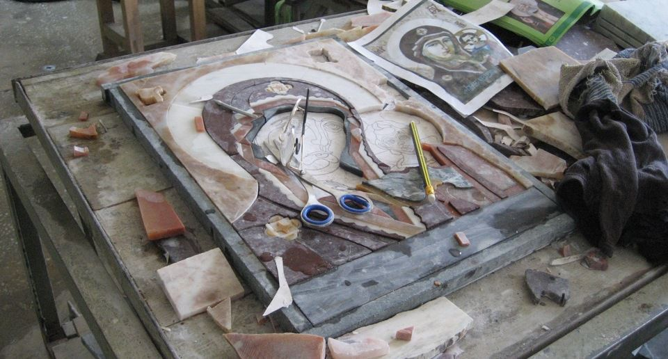 Колыванский камнерезный завод источник: www.drive2.ru