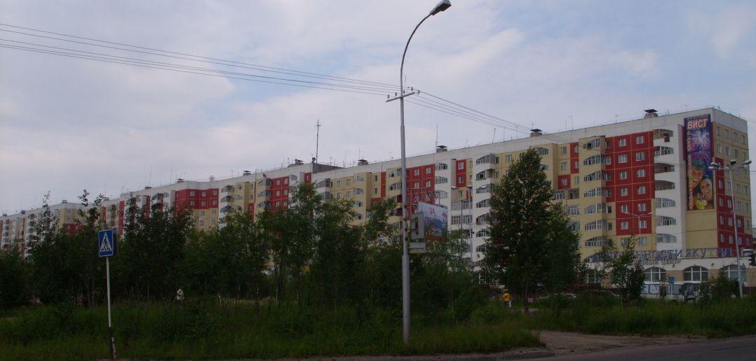 Многоквартирный дом на ул. Ленина