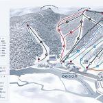 Карта фанпарка «Бобровый лог»