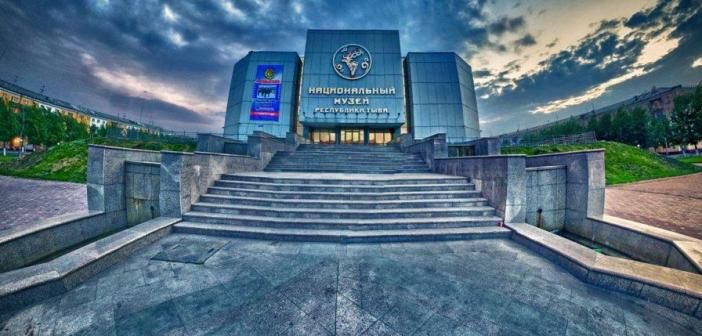 Национальный музей имени Алдан-Маадыр