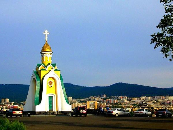 Часовня Александра Невского Источник:www.101hotels.ru