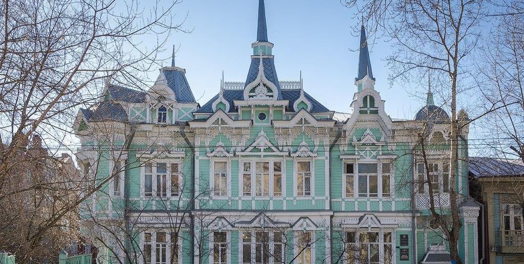 Особняк архитектора Хомича, 2013 год Фото: Владимир Лаврентьев