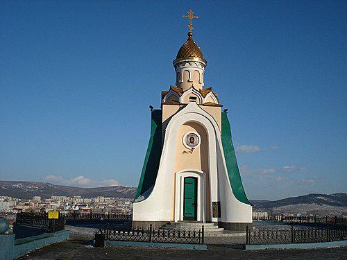 Часовня Александра Невского Источник:www.geocaching.su