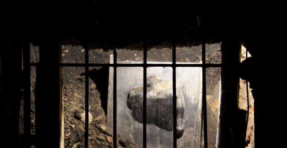 Уходящий в небытие  Источник: http://nkvd.tomsk.ru