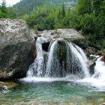 Водопады речки Грамотухи