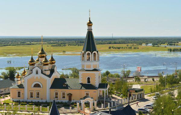 Градоякутская Спасо-Преображенская церковь Источник:http://dnevniki.ykt.ru/sachaja/544893