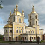 Современный Спасо-Преображенский собор