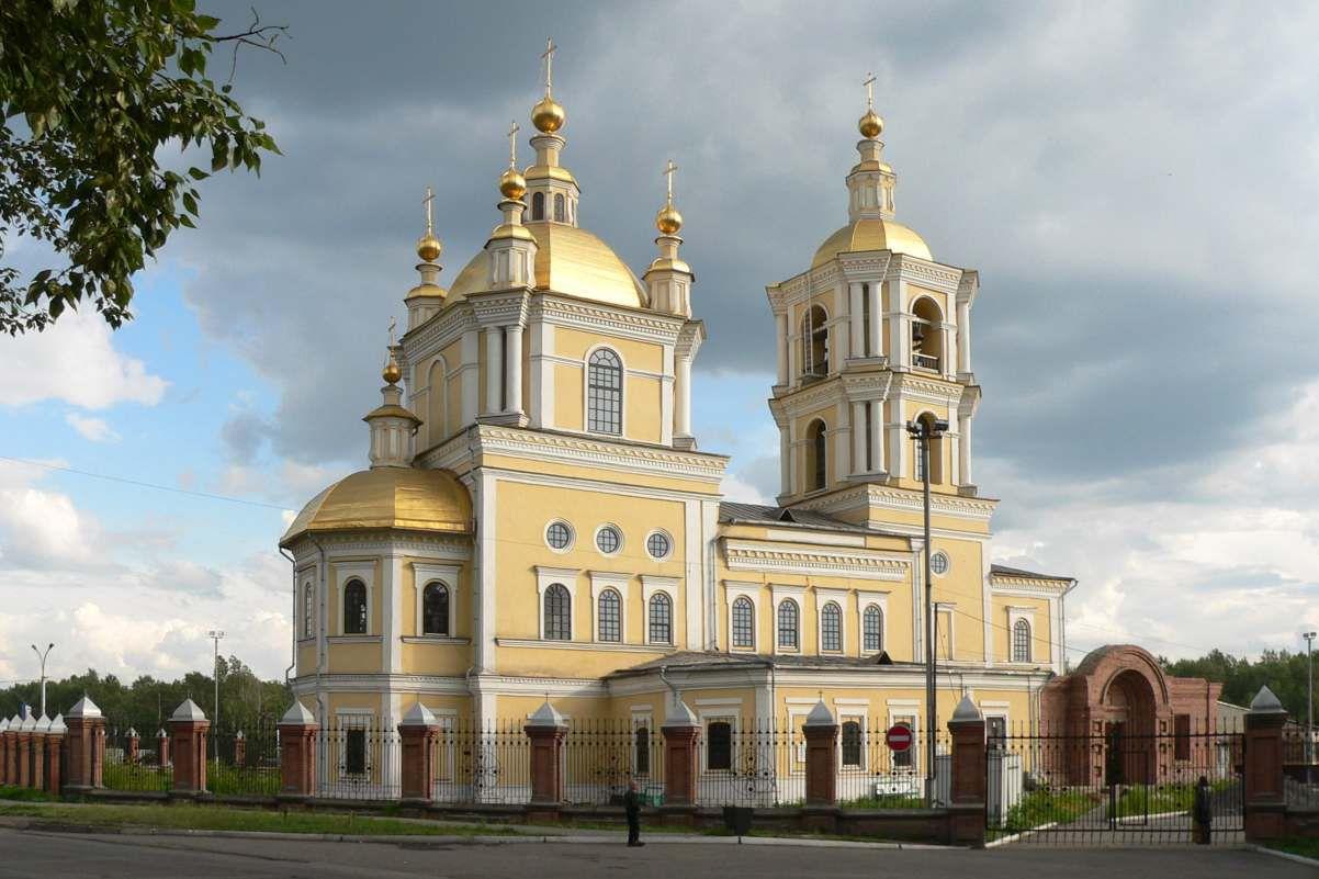 спасо-преображенский собор новокузнецк картинки потому