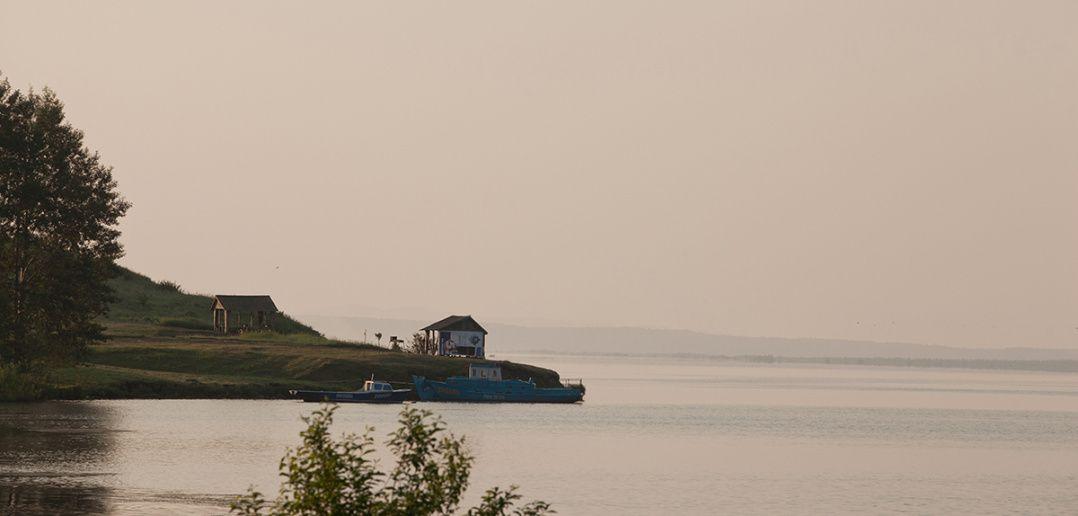 Озеро Большой Берчикуль фото: Виктор Скоробогатов