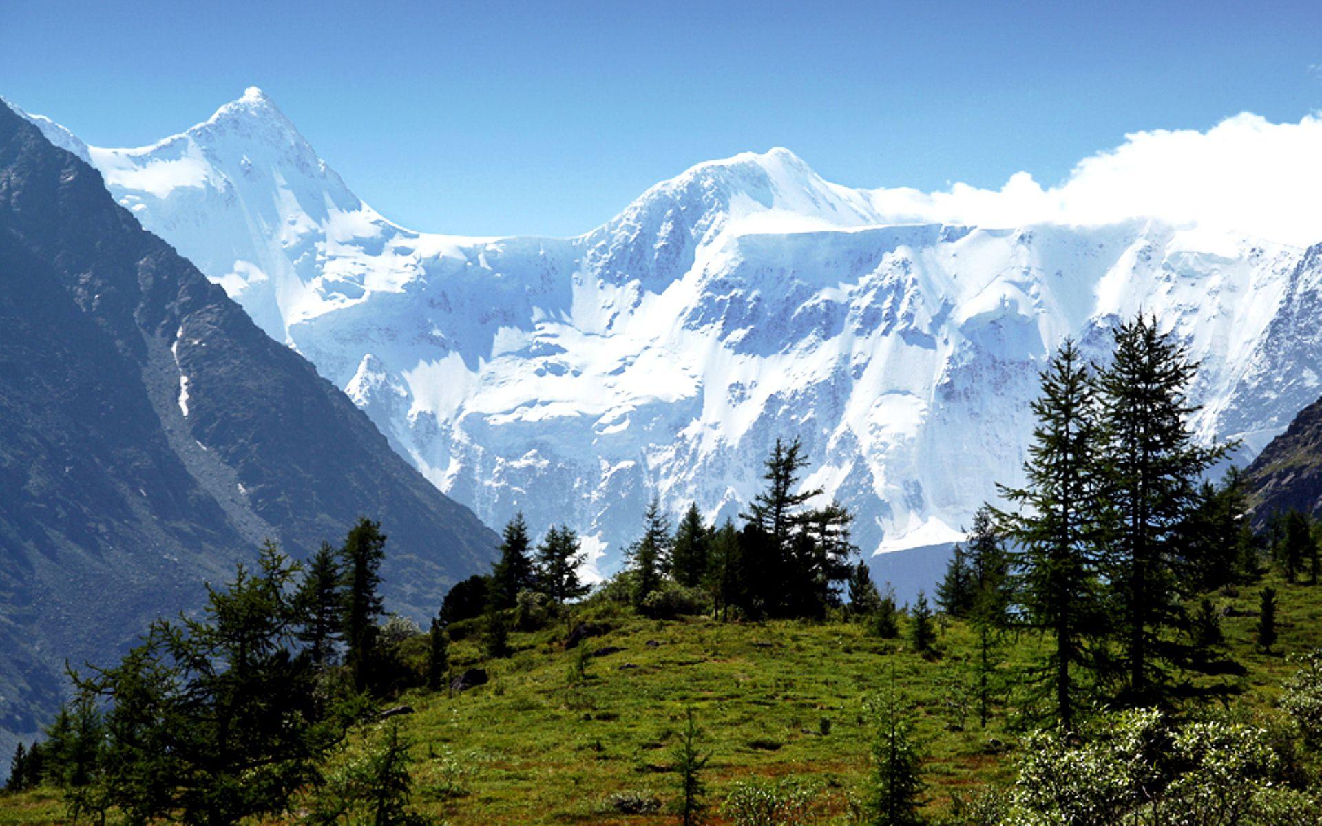 Гора Белуха