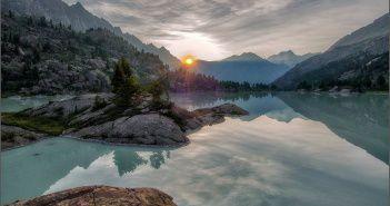 озера горного алтая