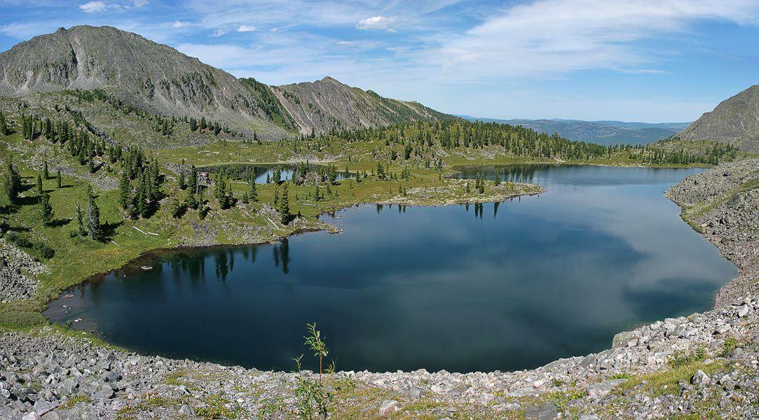 Озера Хакасии
