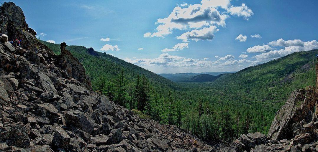 Национальный парк Алханай. Дульдургинский район, Забайкальского края.