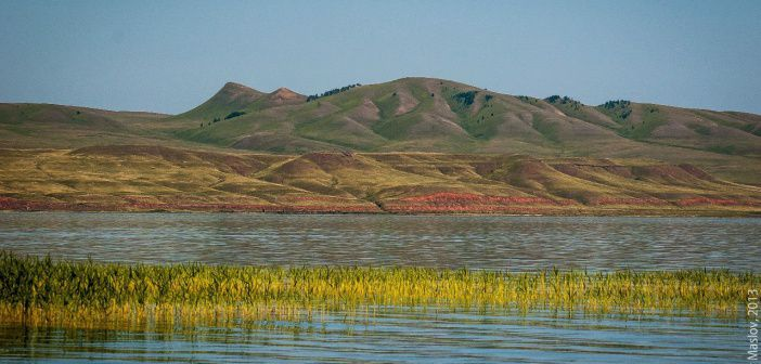 озеро Шира, Хакасия  Фото: Вячеслав Маслов