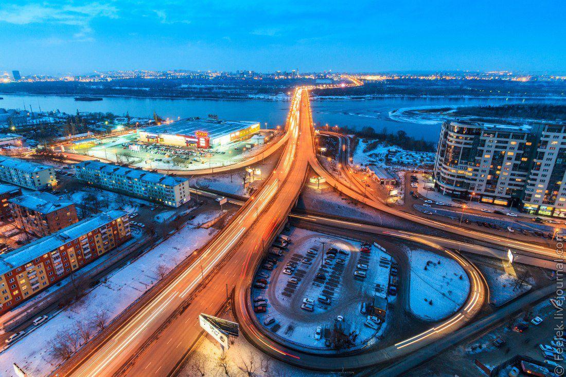 Красноярск, фото