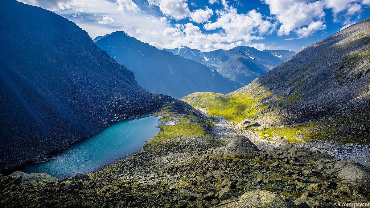 Озеро Горных духов, Алтай, Фото