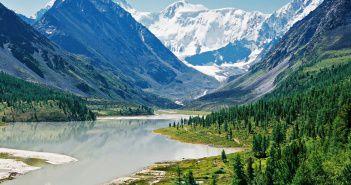 пик Белуха, Алтай, фото